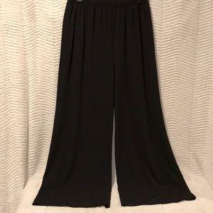 🔵2/$20🔵 Bob Mackie Wearable Art Pants - Black